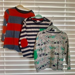 Other - Set of 3 adorable long sleeved toddler tops